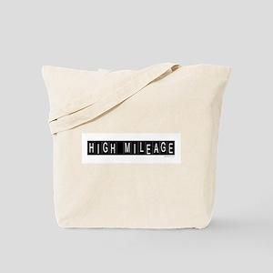 High Mileage Tote Bag
