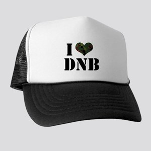 I Heart Drum & Bass Trucker Hat
