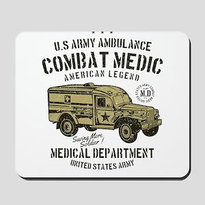 US Army Ambulance Mousepad