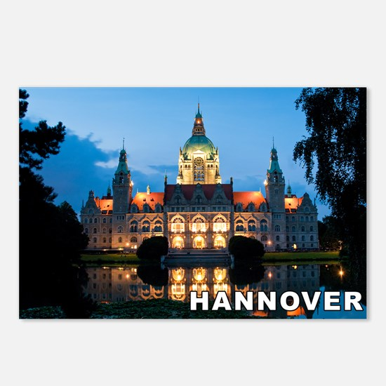 Hannover Postcards (Package of 8)