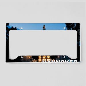 Hannover License Plate Holder