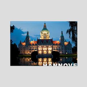 Hannover Rectangle Magnet