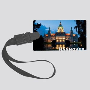 Hannover Large Luggage Tag