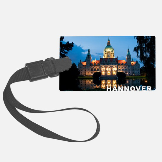 Hannover Luggage Tag