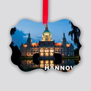 Hannover Picture Ornament