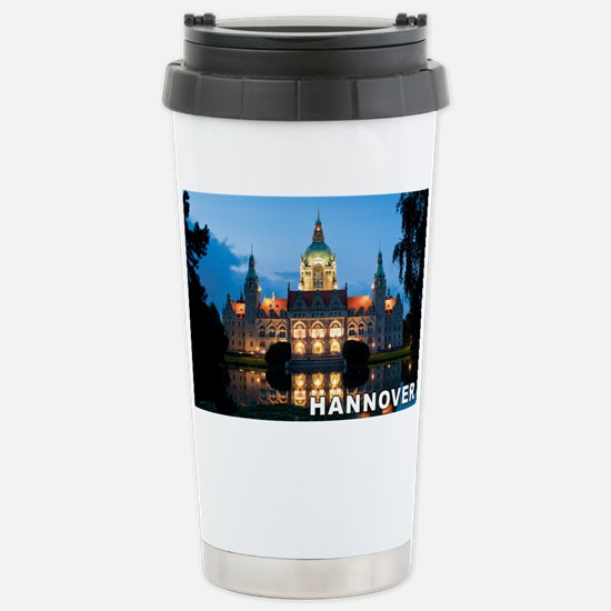 Hannover Stainless Steel Travel Mug
