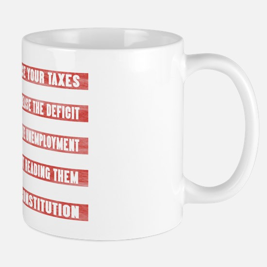 YES THEY DID Mug