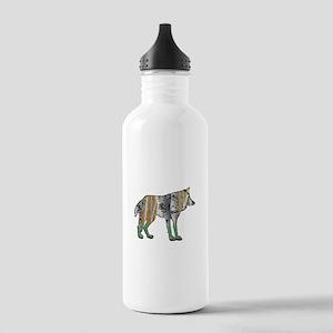 FOREST WOLF Water Bottle
