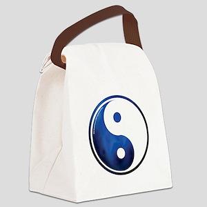 Taoism-2009-blk Canvas Lunch Bag