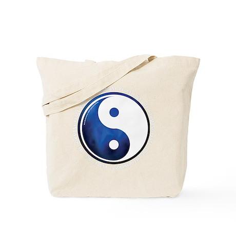 Taoism-2009-blk Tote Bag