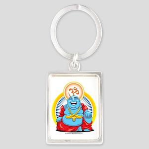 Buddha-2009 Portrait Keychain