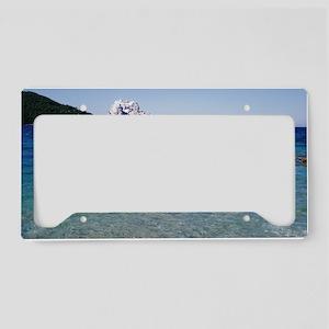 CNV00066 License Plate Holder