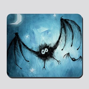 bat_blue_miniposter_12x18_fullbleed Mousepad