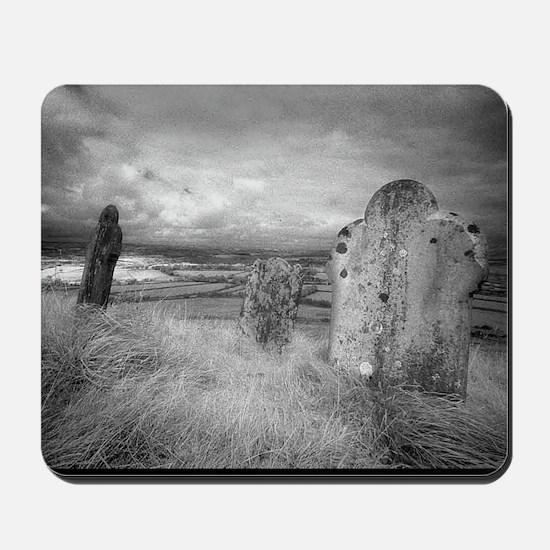 gravehill_miniposter_12x18_fullbleed Mousepad