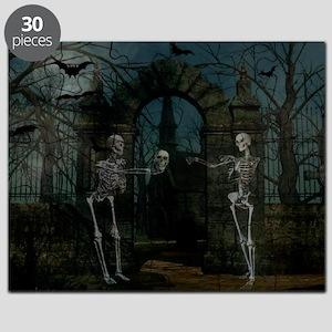 graveyardmeeting_miniposter_12x18_fullbleed Puzzle