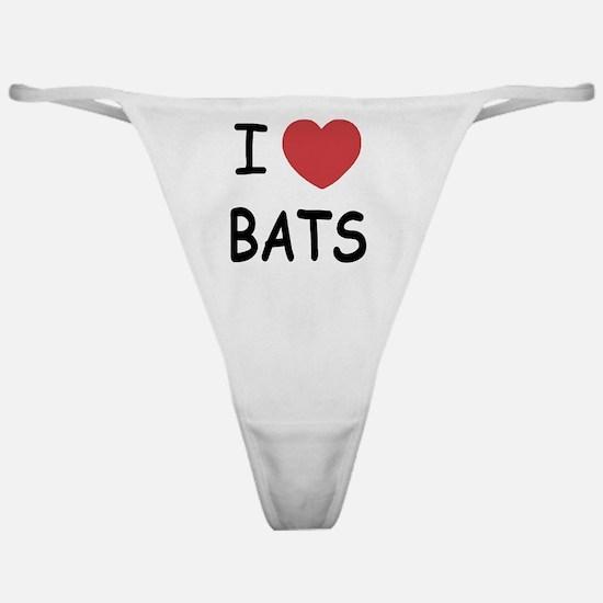 BATS Classic Thong