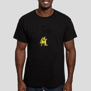 liltrekkie Men's Fitted T-Shirt (dark)