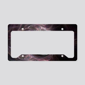 pentagram3_miniposter_12x18_f License Plate Holder