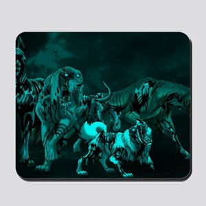 zombie_dogs_miniposter_12x18_fullbleed Mousepad