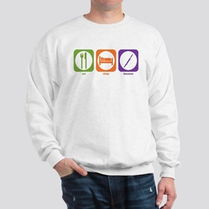 Eat Sleep Bassoon Sweatshirt