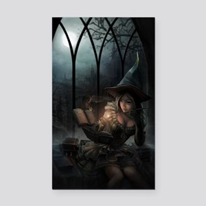 witchpretty_mini poster_12x18 Rectangle Car Magnet