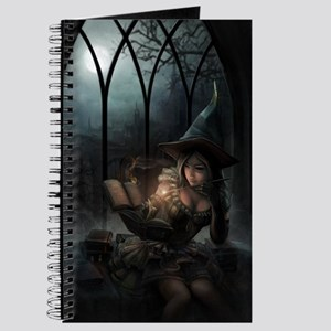 witchpretty_mini poster_12x18-fullbleed Journal