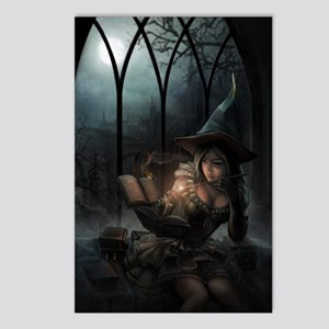 witchpretty_mini poster_1 Postcards (Package of 8)