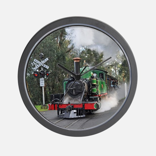 Puffing Billy at Selby Wall Clock