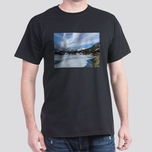 High Sierra Lake Dark T-Shirt