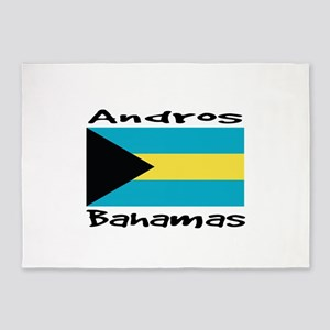 Andros Bahamas 5'x7'Area Rug