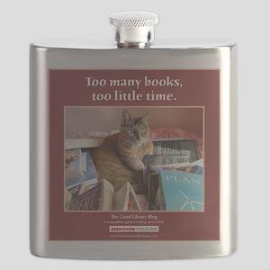 Magellan tote front Flask