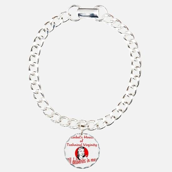 jezebel copy copy Charm Bracelet, One Charm