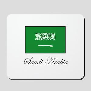 Saudi Arabia - Flag Mousepad