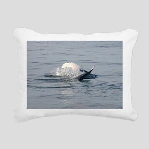 2-1 Rectangular Canvas Pillow