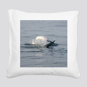 2-1 Square Canvas Pillow