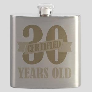 Certified30 Flask