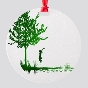 growwithme Round Ornament