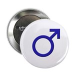 Male Symbol Button