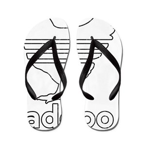 47b89eac2 Adobo Flip Flops - CafePress