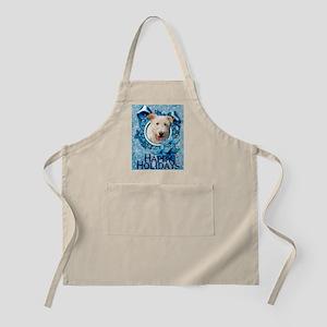 Blue_Snowflake_Wire_Fox_Terrier_Hailey Apron