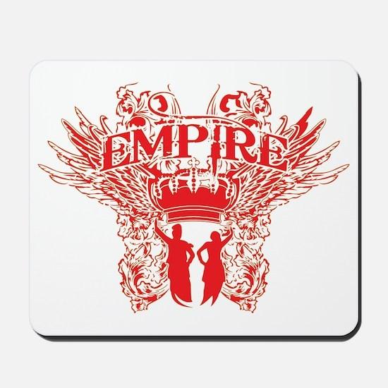 Empire Red Logo Mousepad