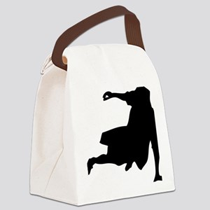 oldskoolbdancer Canvas Lunch Bag