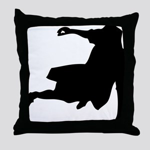 oldskoolbdancer Throw Pillow
