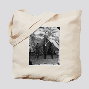 Lincoln by Matthew Brady Tote Bag