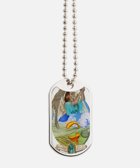 Pisces Journal Dog Tags
