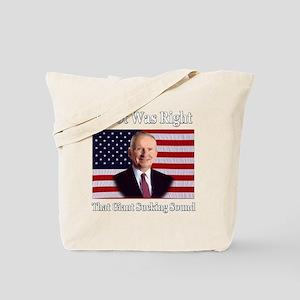 rperotblk Tote Bag