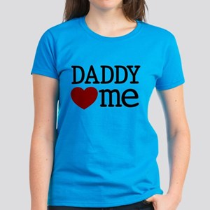 Daddy Heart Me Women's Dark T-Shirt
