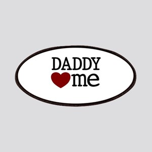 Daddy Heart Me Patches