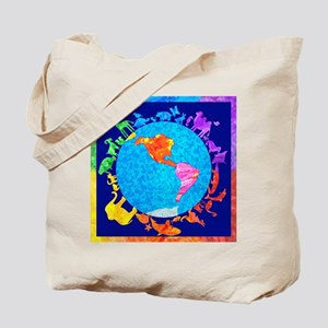 peaceablekingdom Tote Bag