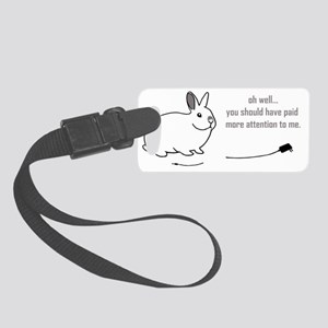oh wel... copy Small Luggage Tag